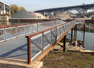 Steel Pedestrian Bridges
